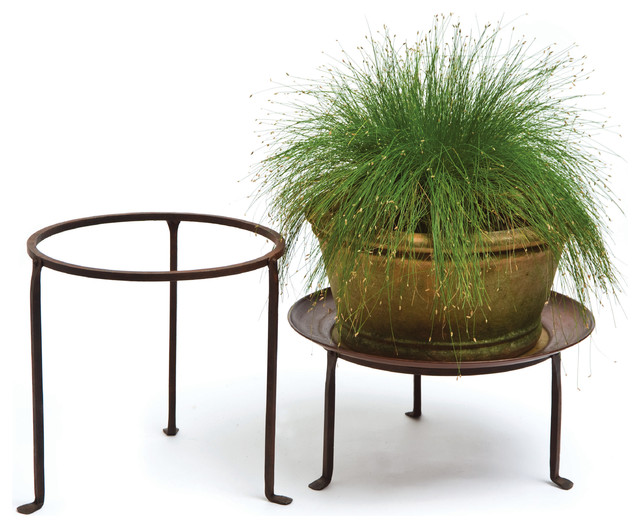 Trivet Plant Stand 7 Quot Transitional Plant Stands And