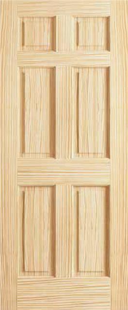 Kimberly Bay Interior Door Colonial 6 Panel