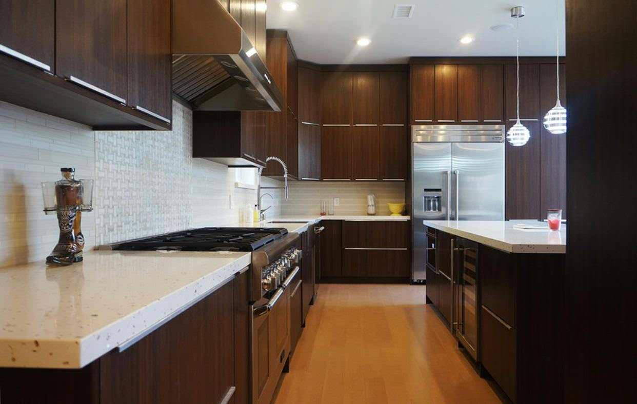Kitchen in Encino