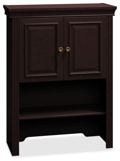 "Bush Business Furniture Syndicate 30""w Lateral File Hutch."