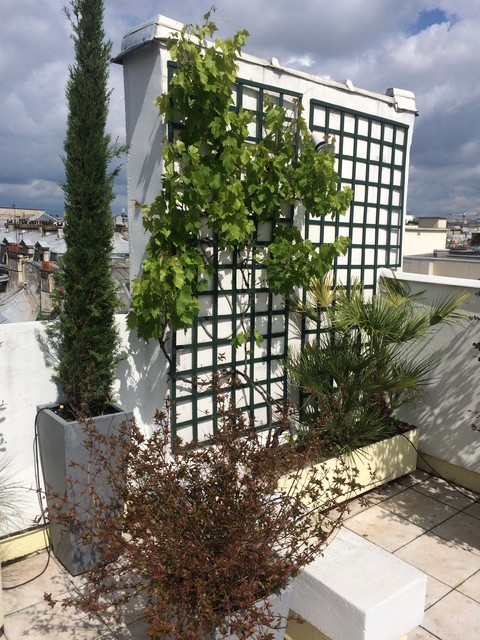 R habilitation terrasse petit budget for Terrasse petit budget