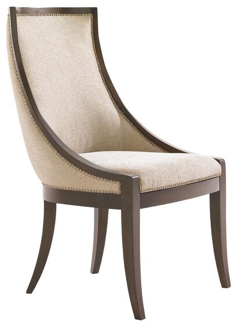 lexington tower place talbott upholstered host chair set of 2