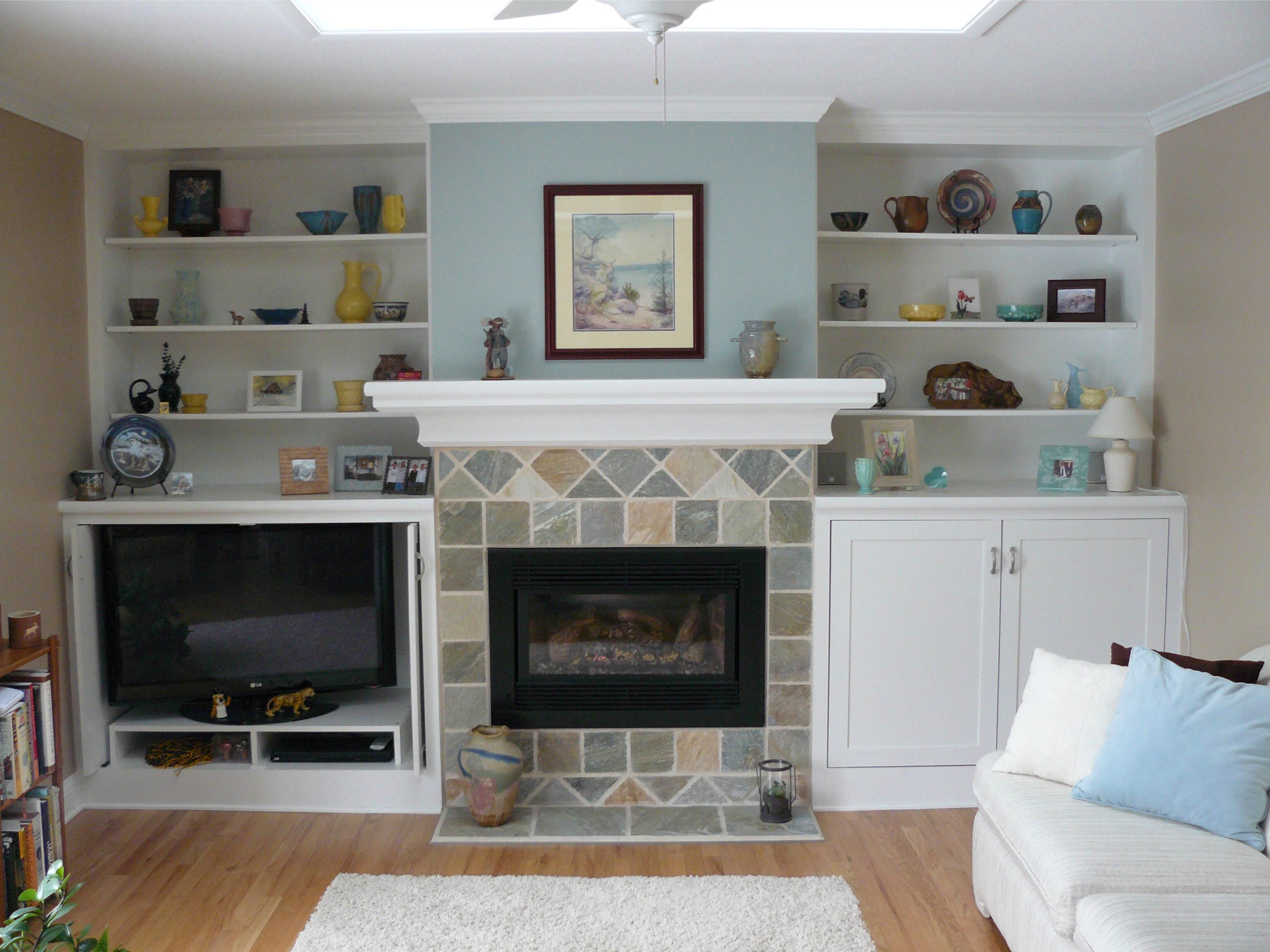 Living Space Updates