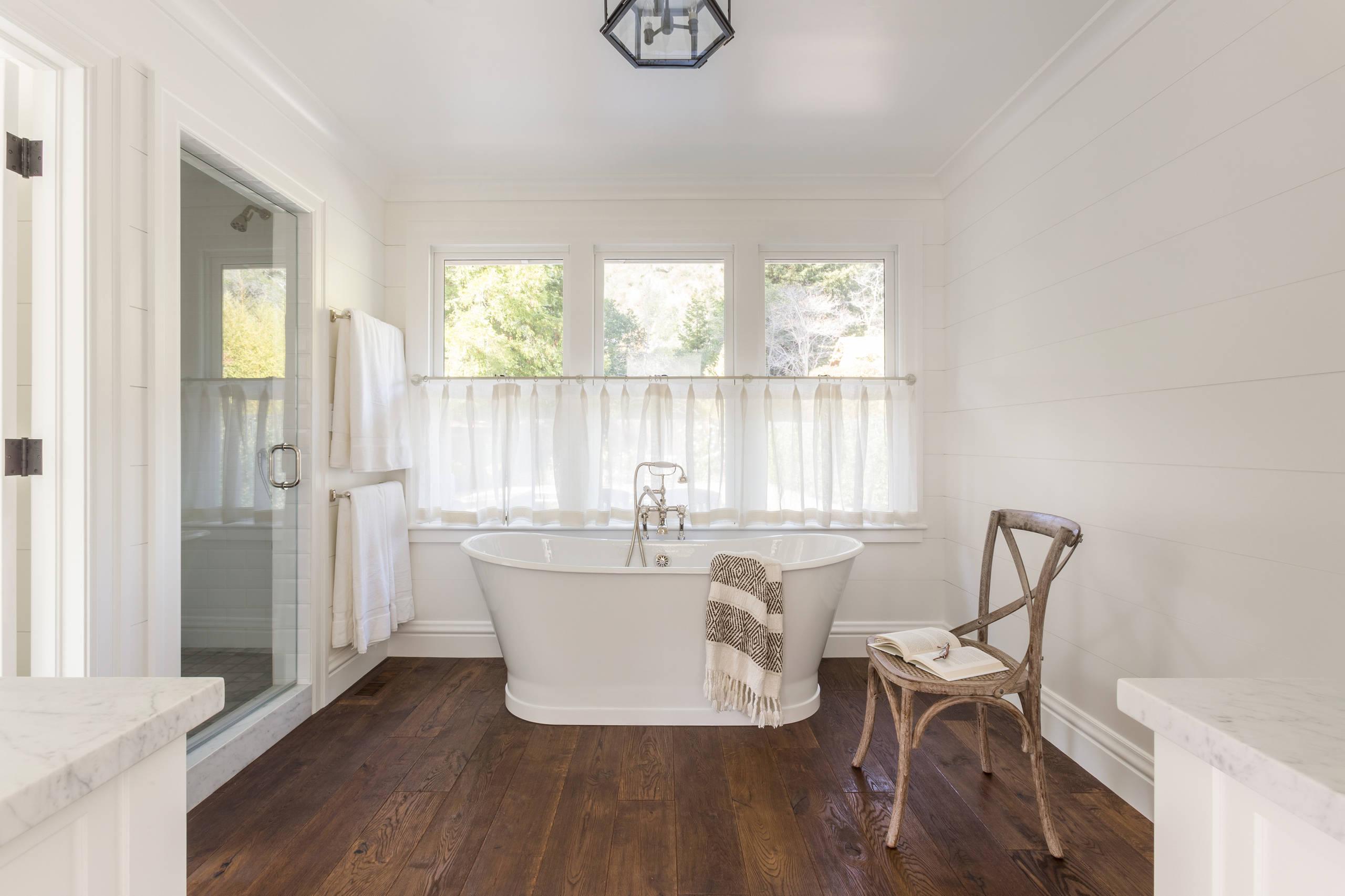 Farm House Bathrooms