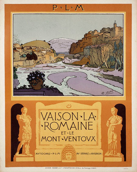 Vaison la romaine 30x40 contemporary artwork by thos baker - Decoration romaine antique ...