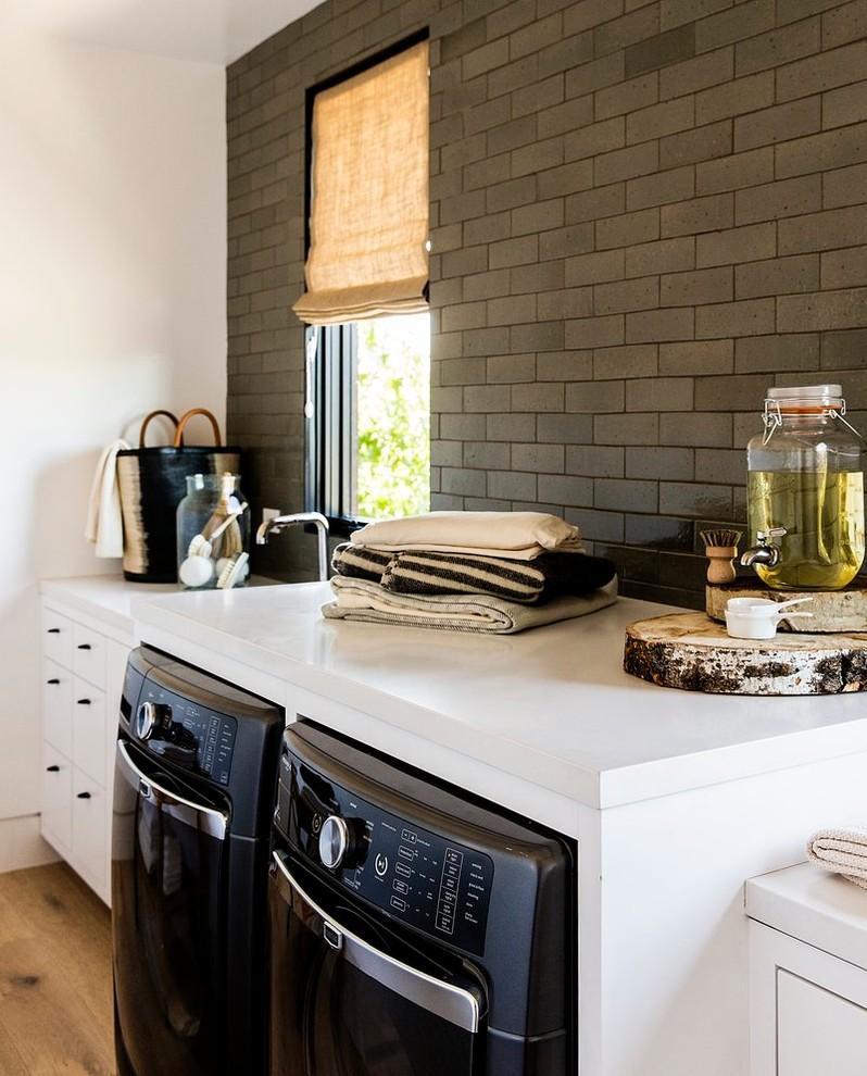 Esempio di case e interni minimal