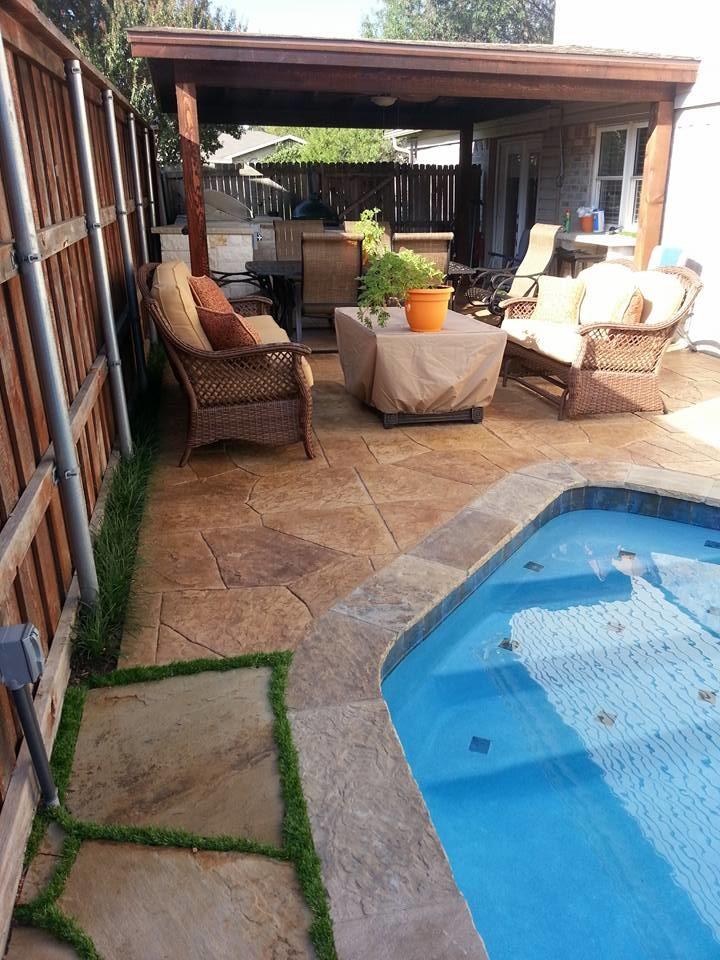 Indoor-Outdoor Retreat