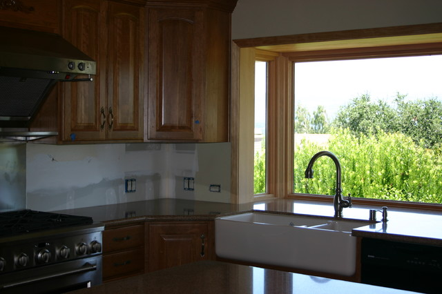 Kitchen Remodel - Traditional - Other - by Napa Valley Cabinet ...