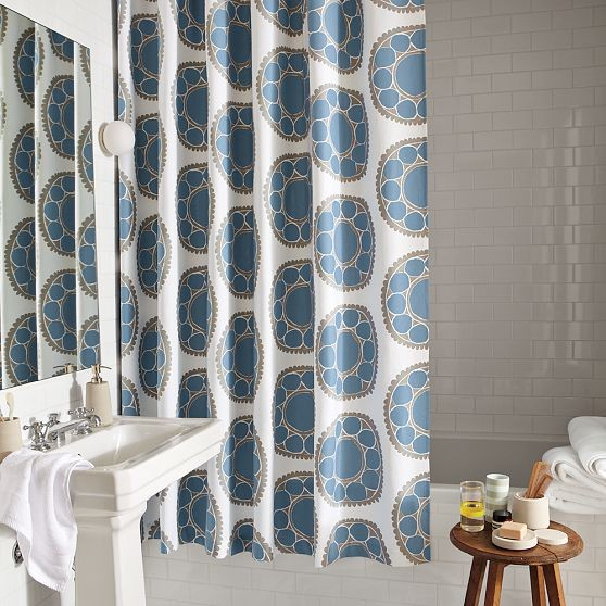 Luxury Modern Shower Curtains - Best Curtains 2017