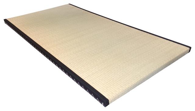 Japanese Tatami Mats, Authentic Kaiteki Floor Mats, Large.