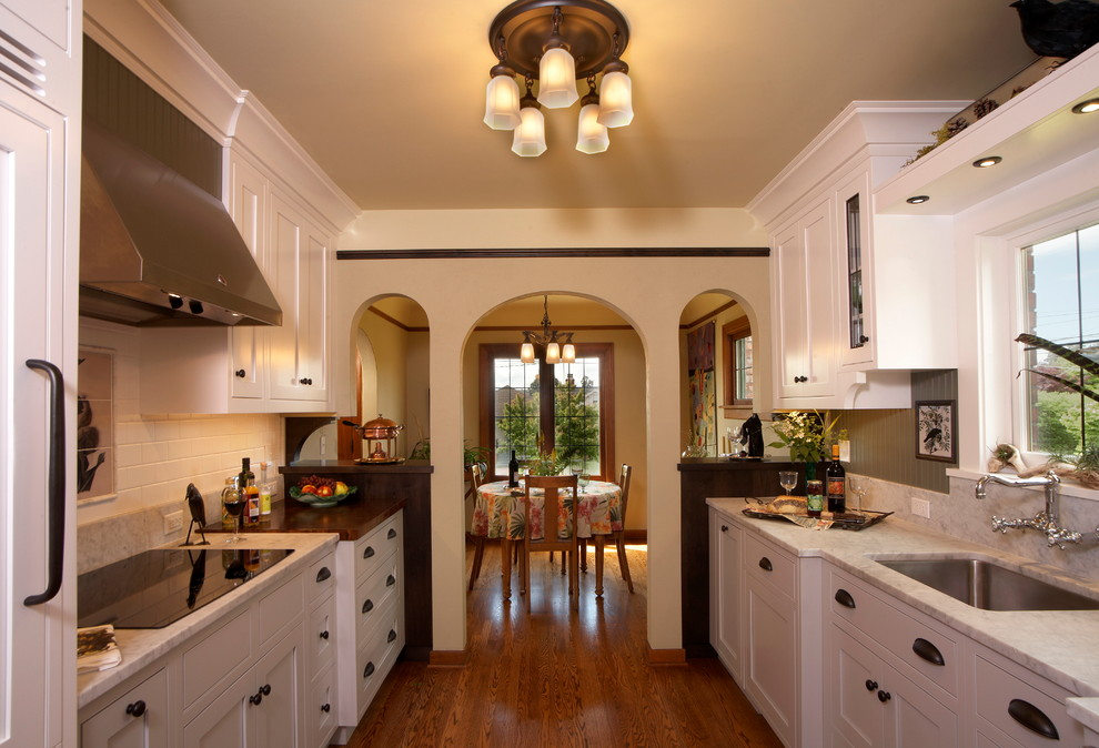 Ballard Kitchen & Dining Room Remodel - Home Birth Year 1930