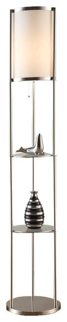 Petal Crystal Floor Lamp