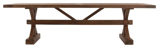 Wedel Provincial Dining Table