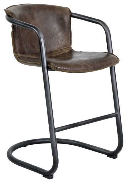industrial bar stool set loft vintage whiskey leather counter pair stools with backs uk to buy