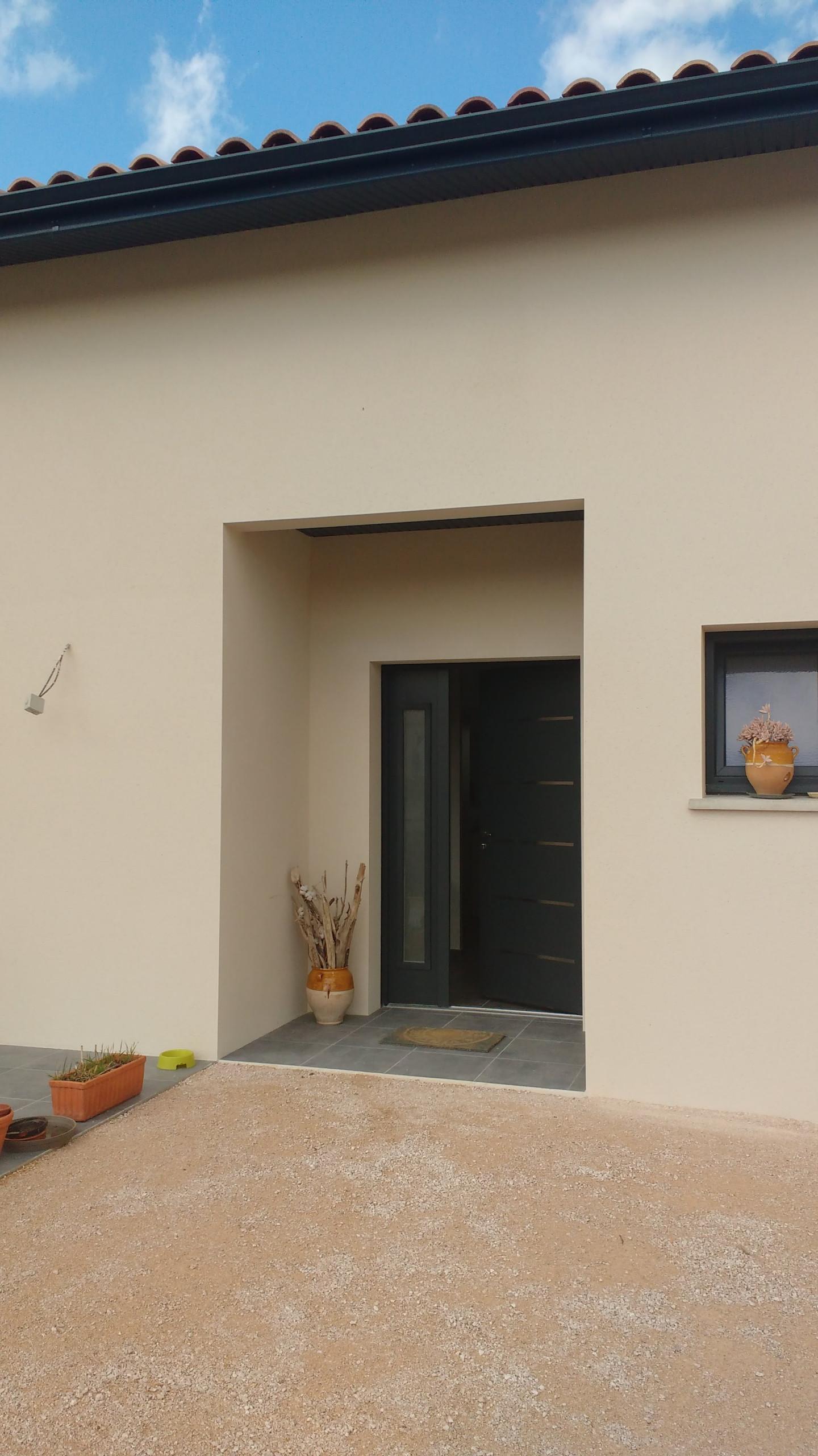 Construction d'une maison à L'Isle Jourdain