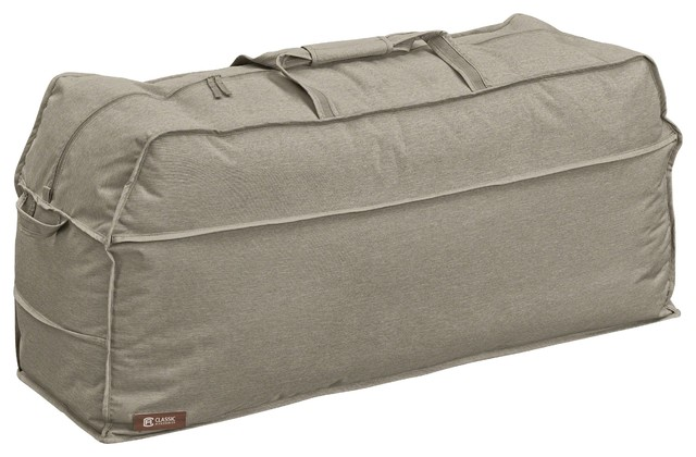 Montlake Patio Cushion/Cover Storage Bag Traditional Outdoor Cushions And  Pillows
