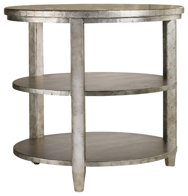 Amazing Melange Maverick Table Industrial Side Tables And End Tables