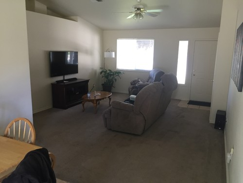 Need help with painting my living room!