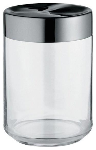 "Modern Kitchen Jars alessi ""julieta"" kitchen jar - modern - kitchen canisters and jars"