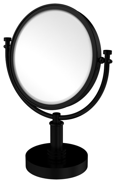 8 Quot Vanity Top Make Up Mirror Transitional Makeup