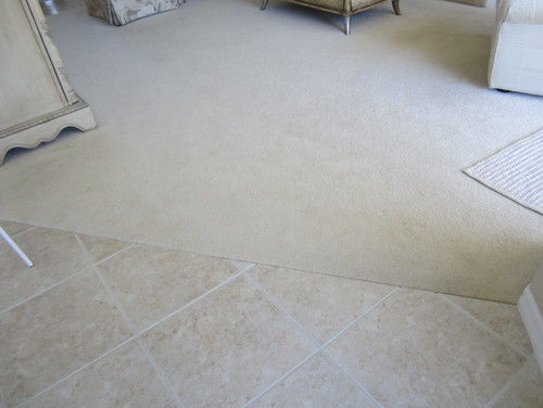 Floor Tiles For Hallway And Kitchen Mixing Existing Floor Tile With