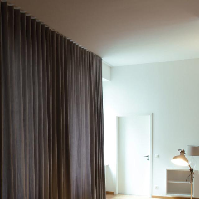 Vorhänge nach Maß auch für das Schlafzimmer - Modern ...