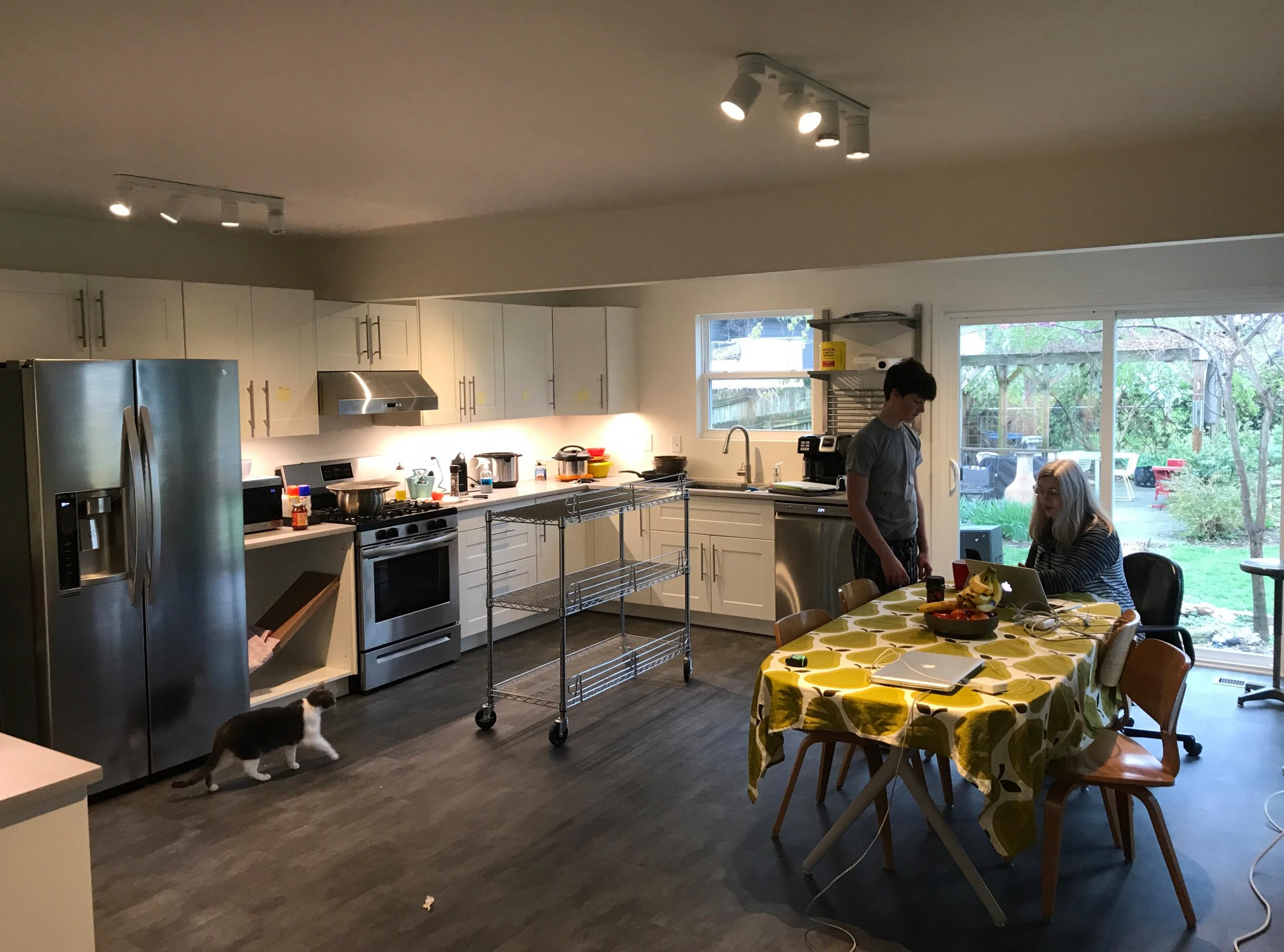 Stoecklein Residence - Sunroom/Kitchen Expansion - Custom Design