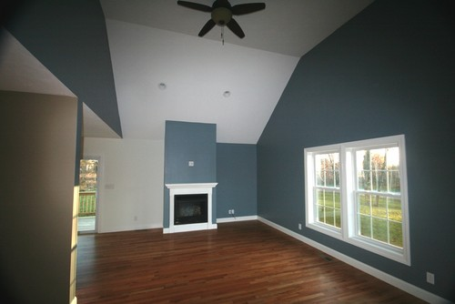 Kitchen Color Concepts : Open concept house need help on how to define spaces