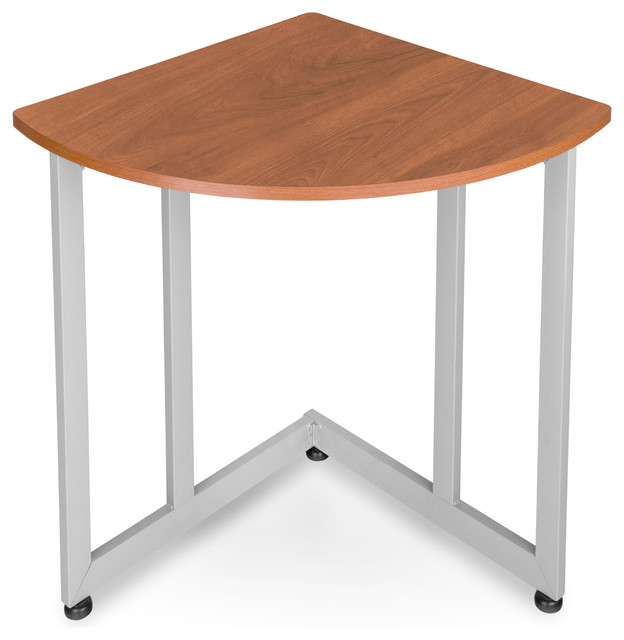 round office desks. rounded corner utility table cherry contemporaryhomeofficefurniture round office desks n