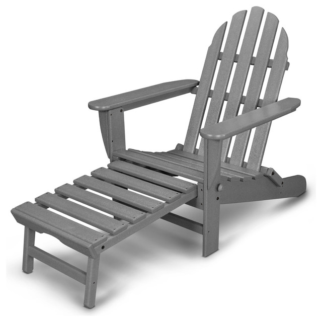 Ivy Terrace Clic Adirondack Chair Contemporary Patio Furniture And Outdoor By