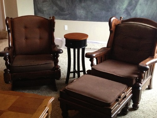 Ethan Allen Chairs Old Or Old And Cool
