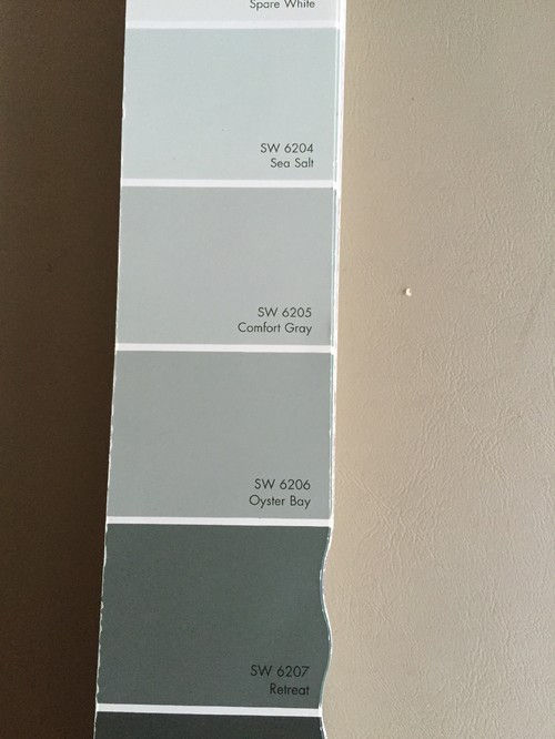 Coordinating Beige Greige Tan Paint Colors