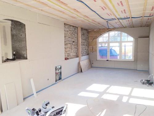 wie kann man eine freigelegte bruchsteinwand versiegeln. Black Bedroom Furniture Sets. Home Design Ideas