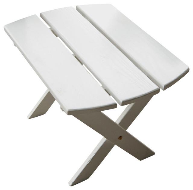 Fabulous Pine Folding End Table Mushroom Stain Download Free Architecture Designs Crovemadebymaigaardcom