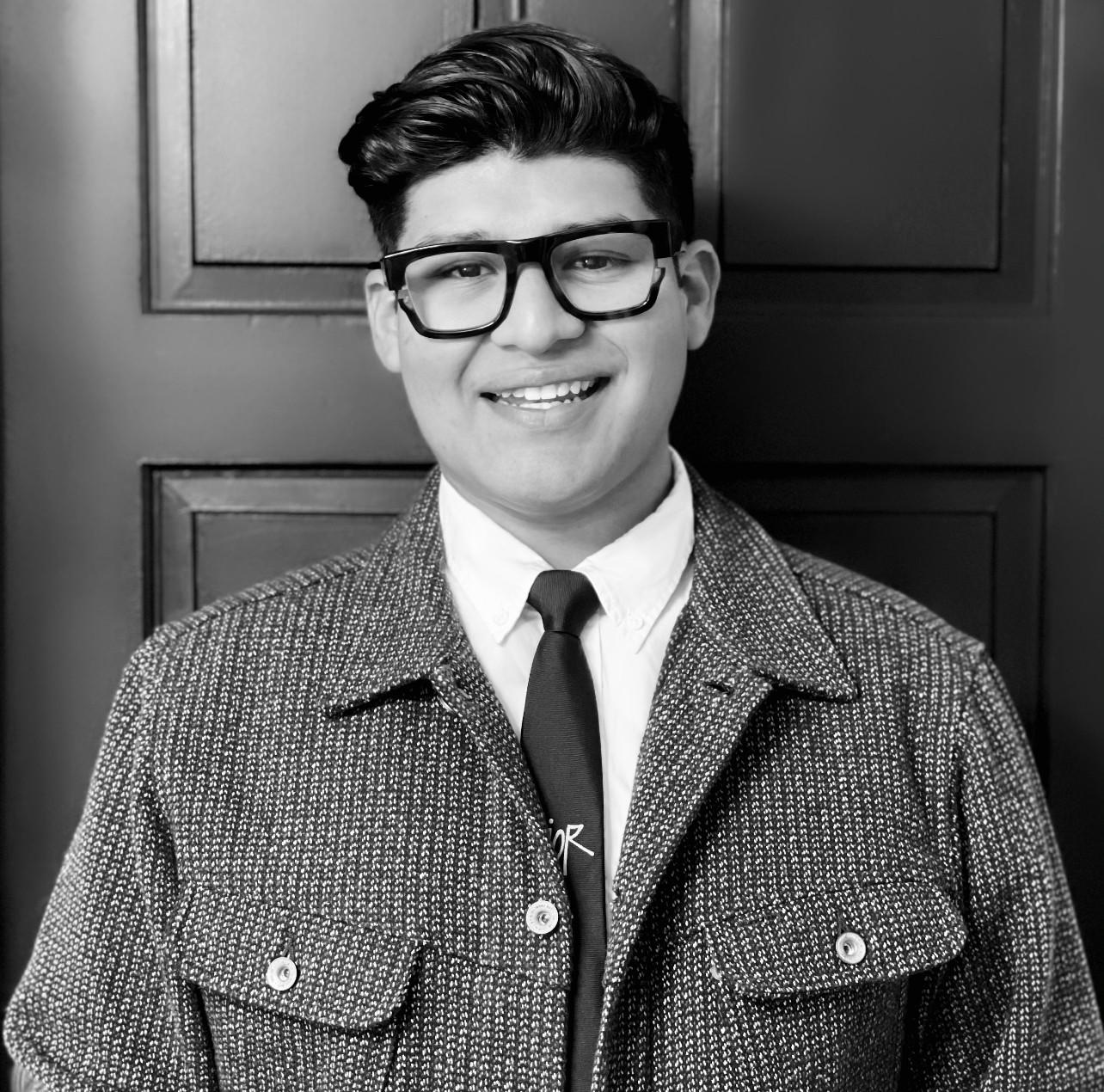 Enrique Escobar, Staging + Design Coordinator