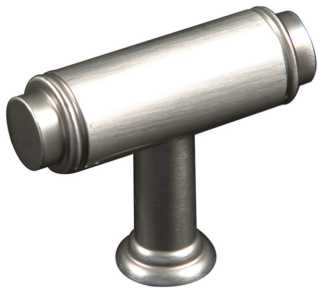 RK International, Cylinder Knob - Contemporary - Cabinet And Drawer Knobs - by New York Hardware ...
