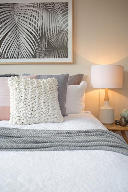Illawarra Road Blackmans Bay Modern Bedroom Hobart