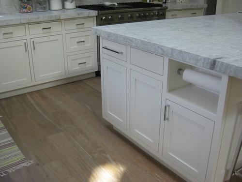 Kitchen Paper Towel Holders - Wooden Dowel Paper Towel Holder The ...