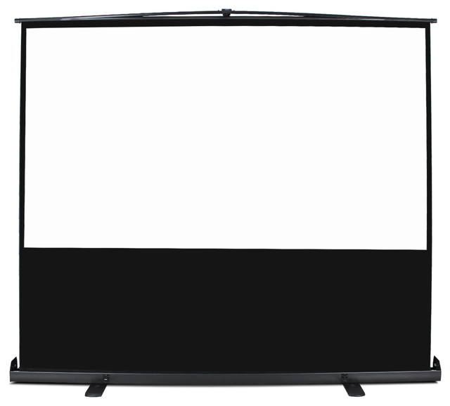 Pull Up Projector Screen, 72 by Arksen