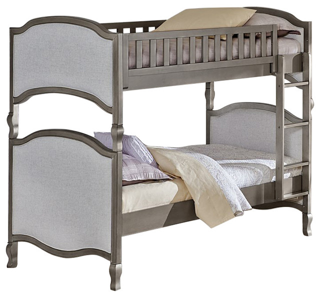 Victoria Bunk Bed, Twin Over Twin.