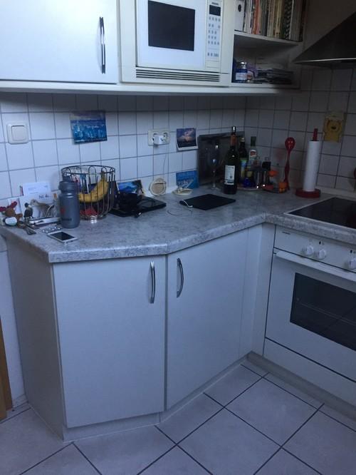Alte Küche aufpeppen (wie?) oder gleich neu?