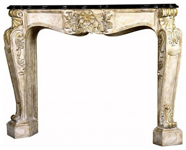 Ambella Home French Fireplace Surround.