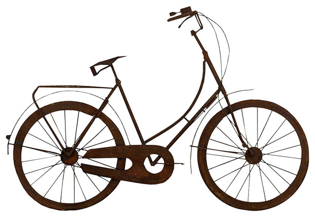 Paragon - On My Way Metal Bicycle & Reviews | Houzz