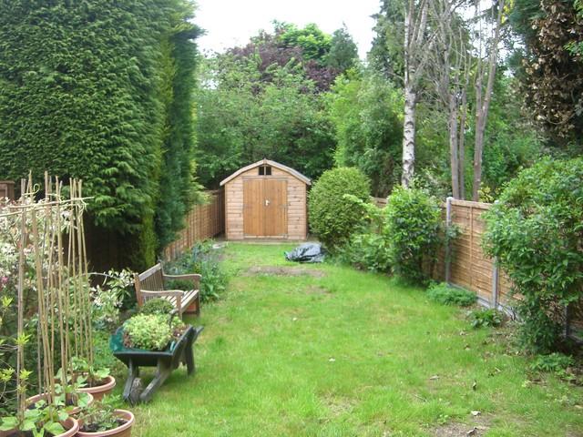 Pro Ideas For Adding Interest To A Rectangular Garden Houzz Uk