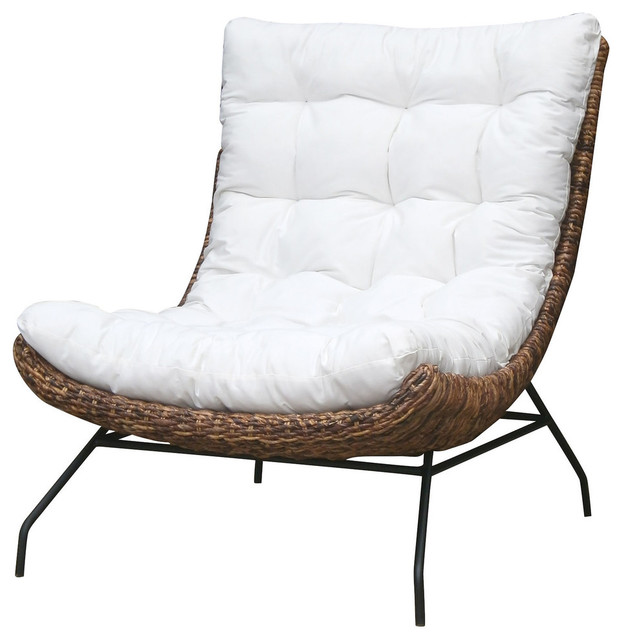 Trendy Accent Chair Traditional Armchairs And Chairs By