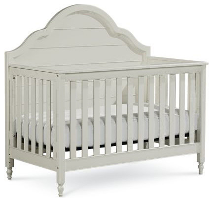Legacy Inspirations Toddler Daybed & Guard Rail, White