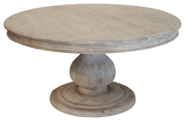 60 Round Pedestal Dining Table, 60 Round Pedestal Dining Table With Leaf