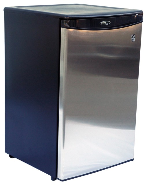 Danby Outdoor Refrigerator With Stainless Steel Door Contemporary Refrigerators By Fire Pits Direct