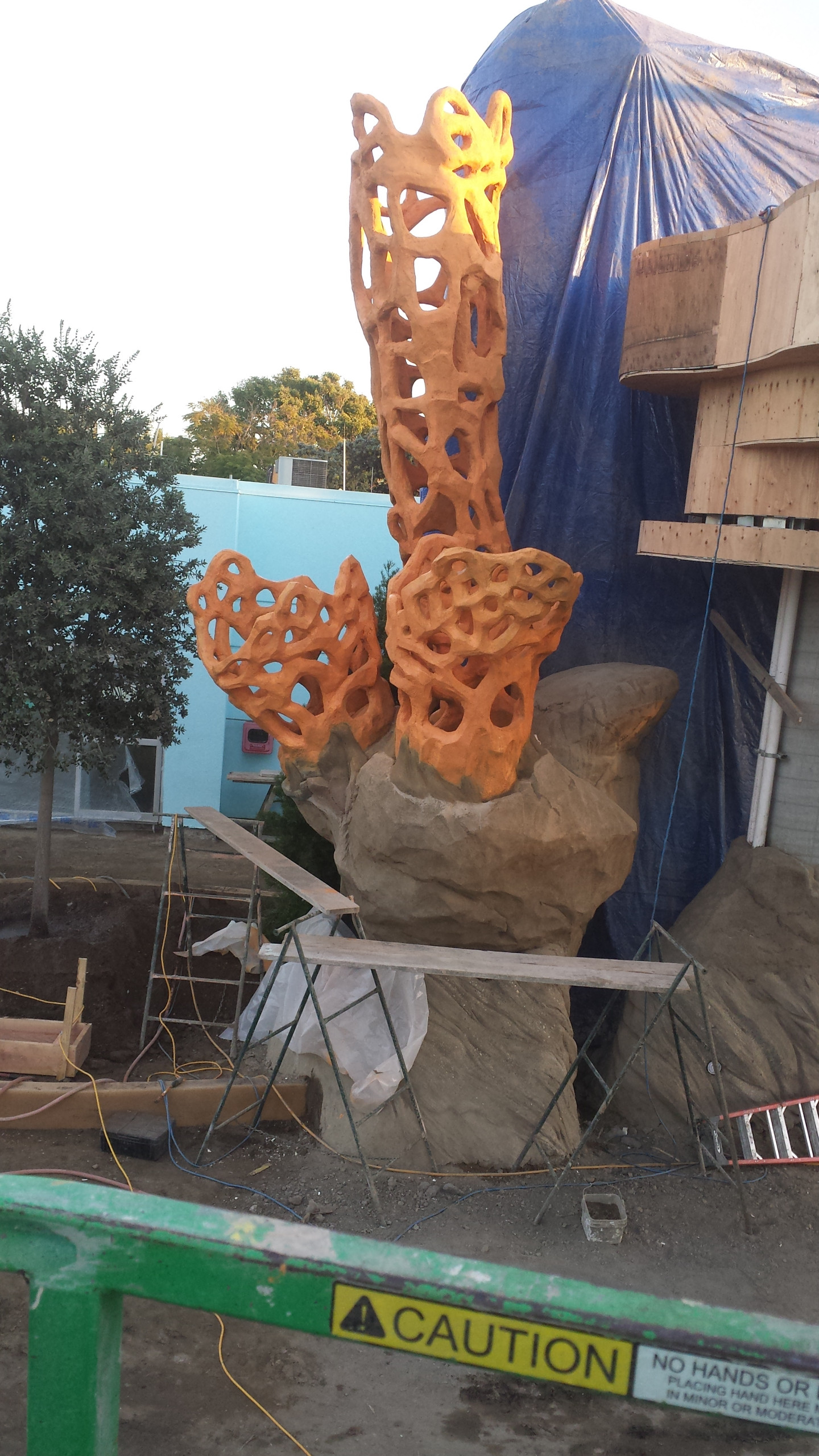 Custom Rockwork & Restoration