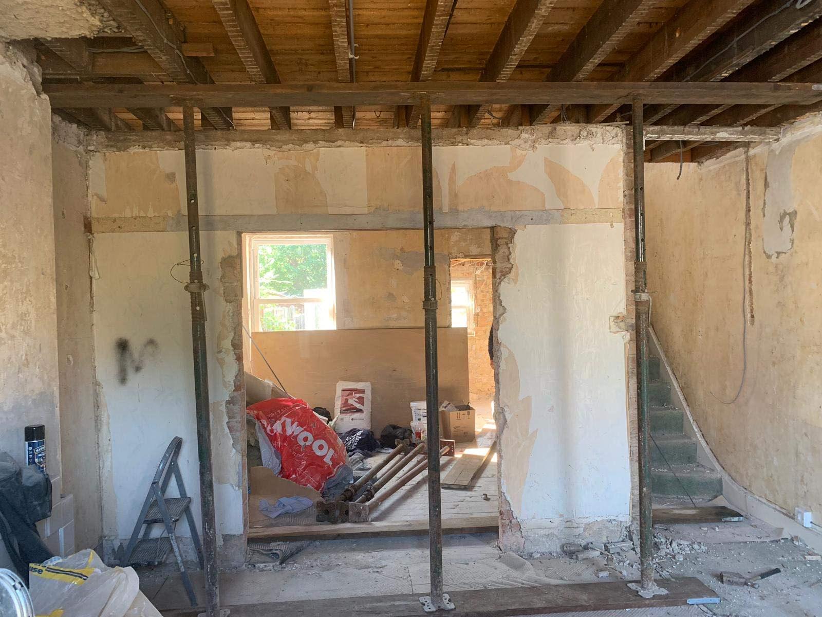Victorian 2 bedroom semi-detached refurb - Bromley